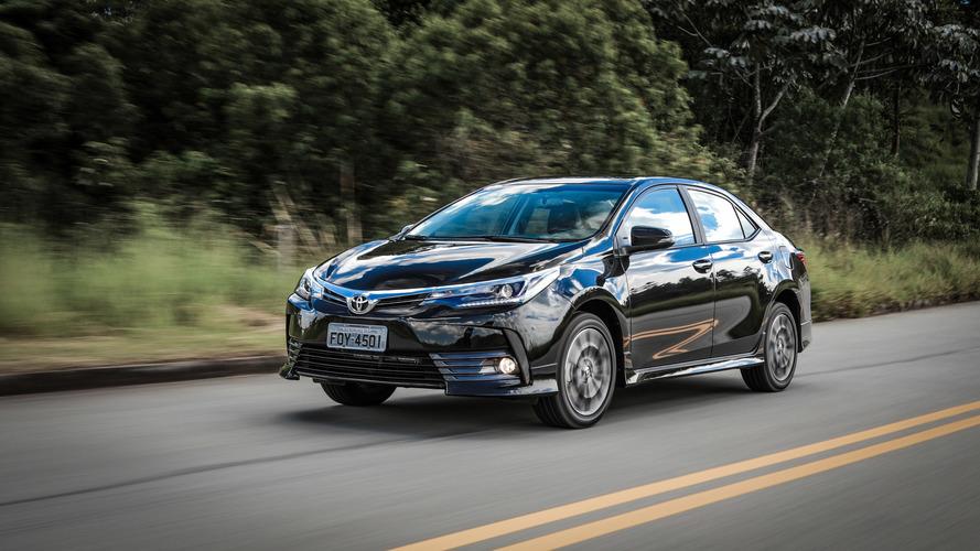 Vídeo - Confira nossa avaliação do novo Toyota Corolla XRS 2018