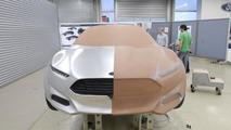 Ford Evos concept debuts in Frankfurt [video]