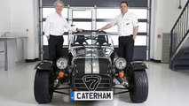 Tony Shute and Mark Edwards from Caterham Technology and Innovation Limited - 26.9.2011