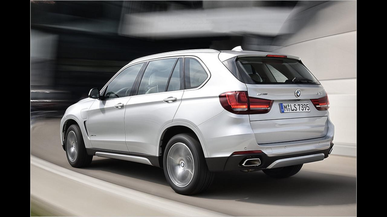 Platz 4: BMW X5