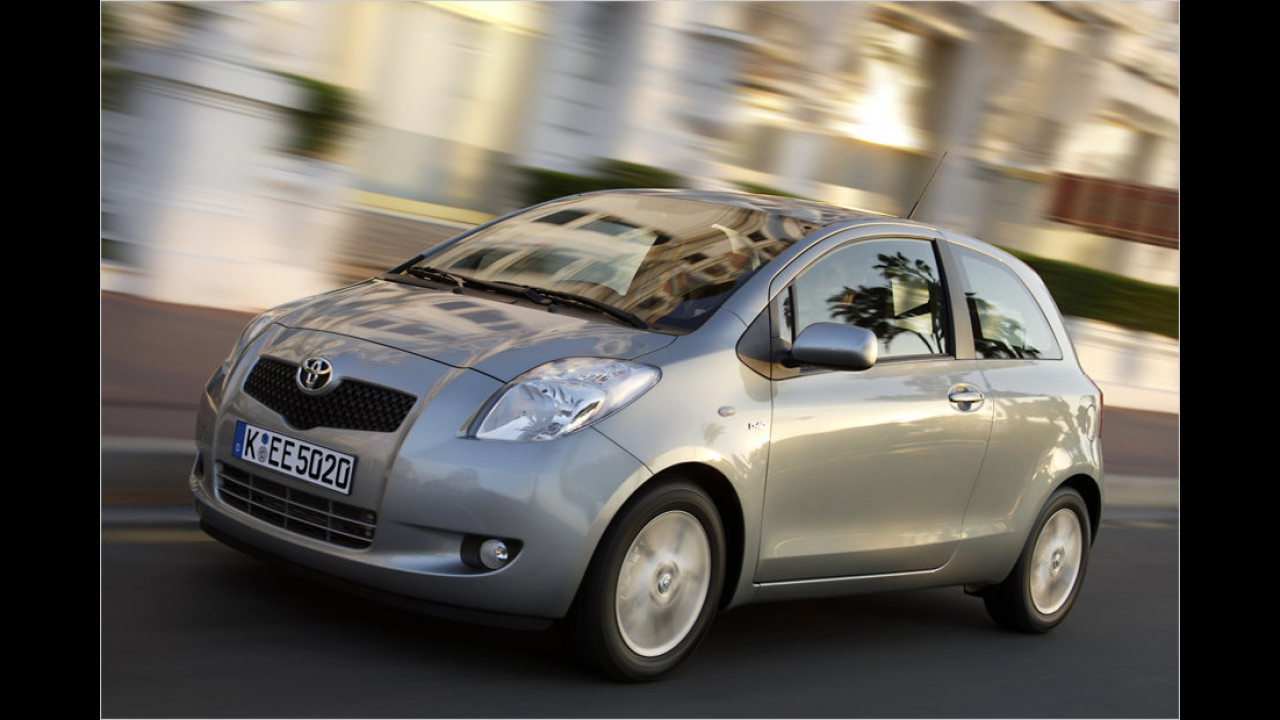 Toyota Yaris 1.0 (Klassensieger 2007- 2010)