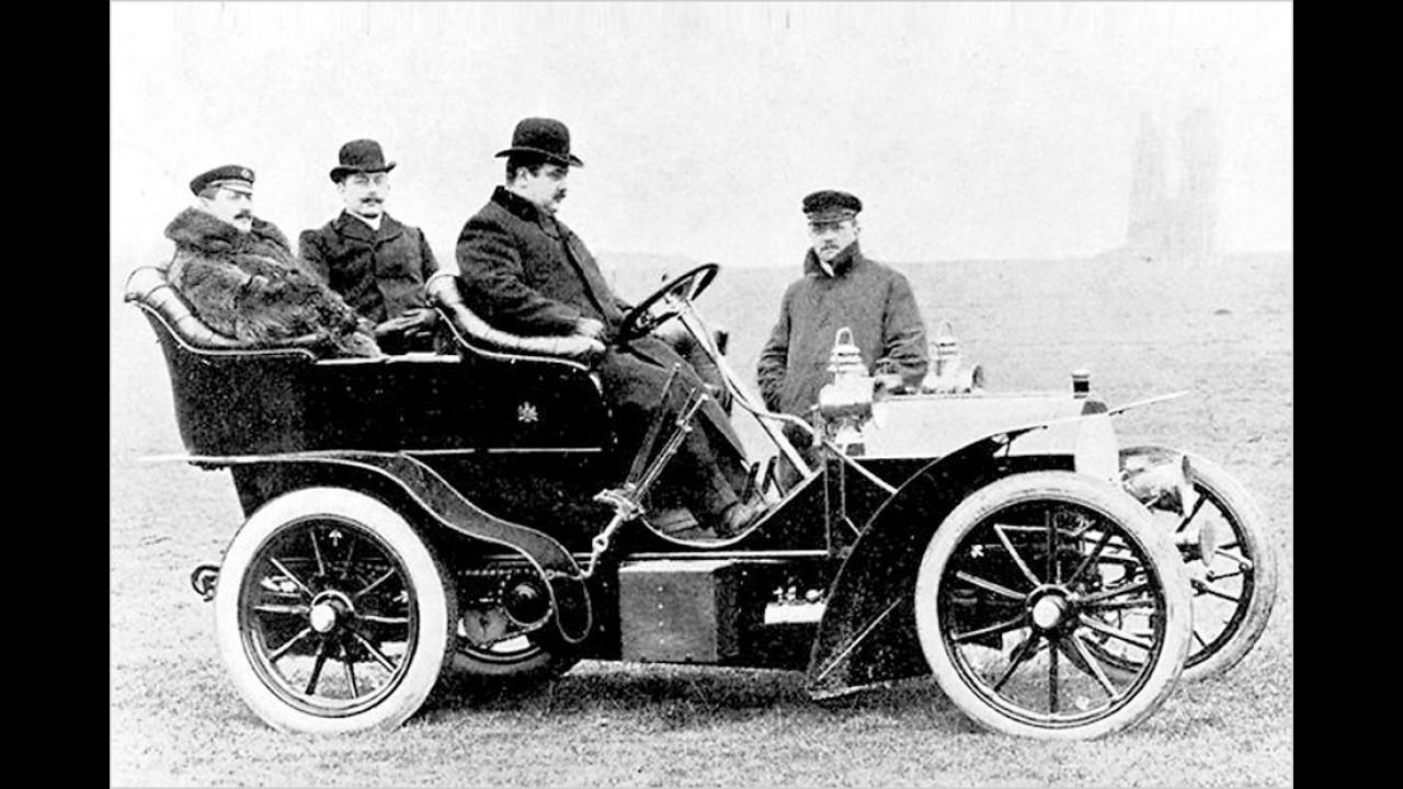 Daimler 18/24 PS