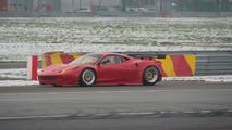 Ferrari 458 GT2 testing at Fiorano 09.12.2010