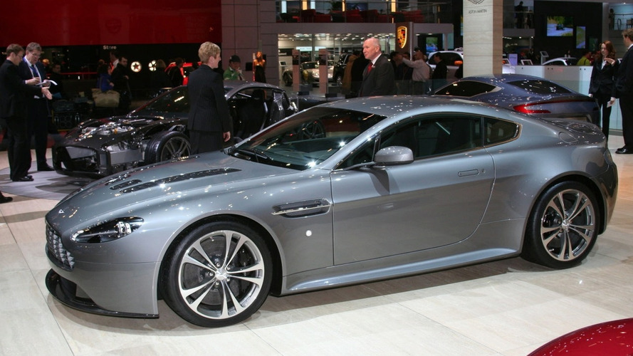 Aston Martin bids farewell to V12 Vantage Coupe ?