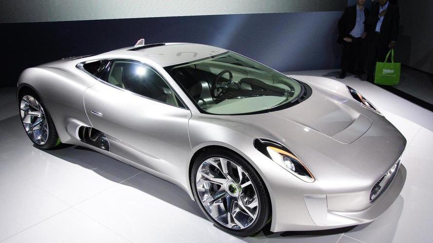 Jaguar considering C-X75 production - report