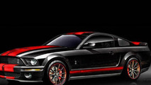 Shelby GT500 twin-turbo illustration, 652, 26.08.2010