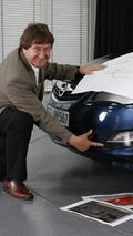 2010 Opel Astra teaser photo