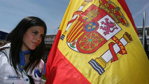 Grid girl, Spanish Grand Prix, Sunday, 27.04.2008 Barcelona, Spain