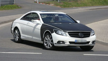 2011 Mercedes S-Class Coupe Prototype