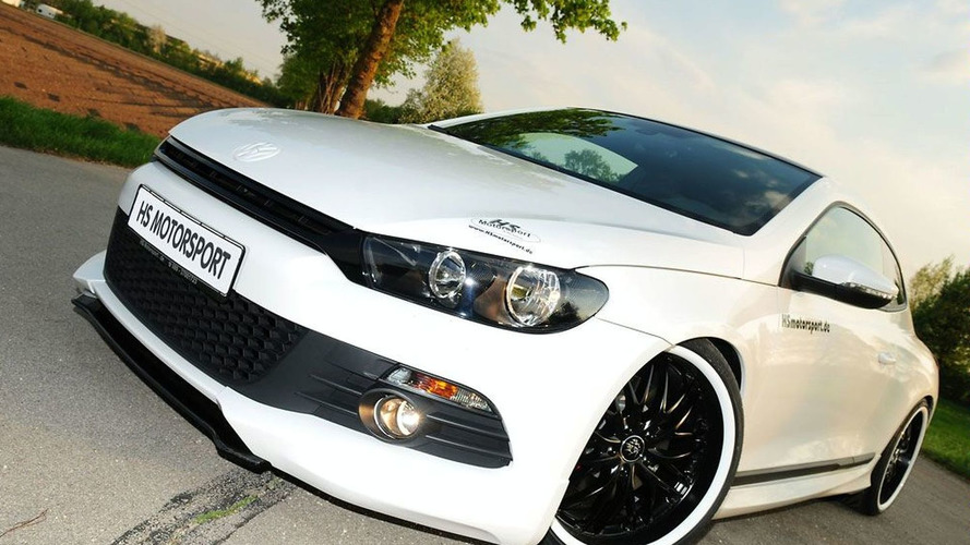 """VW Scirocco special edition """"Remis"""" by HS Motorsport"""