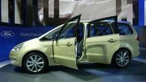 Next Generation Ford Galaxy Debut at IAA