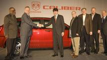 2007 Dodge Caliber Production Start