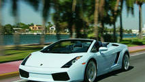 Lamborghini Gallardo Spyder Price Announced (UK)