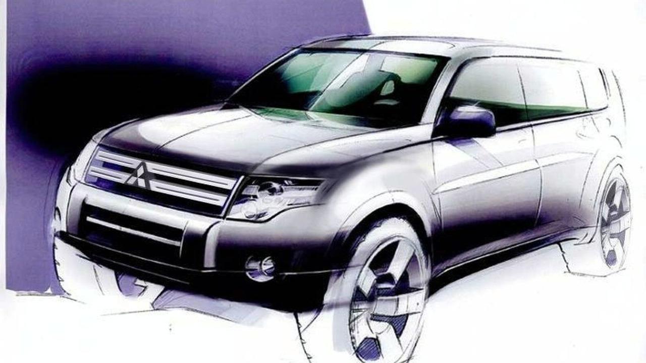 2007 Mitsubishi Pajero