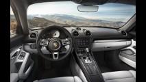 Porsche Cayman 4 silindirle geldi