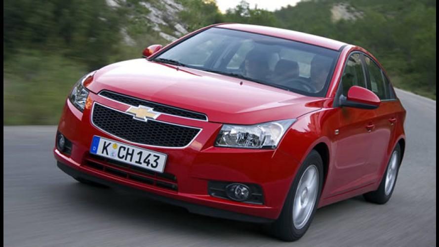 Chevrolet Cruze chega ao México com preço inicial equivalente a R$ 29.295 - E no Brasil?