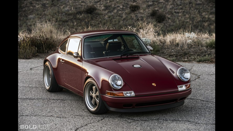 Porsche 911 North Carolina by Singer