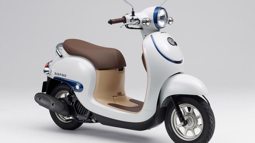 Honda ve Yamaha scooter modellerinde