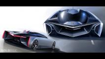 Cadillac Estill Concept by Ondrej Jirec