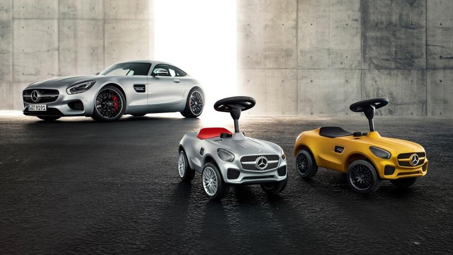 Mercedes, AMG GT'nin Bobby-Car versiyonunu tanıttı