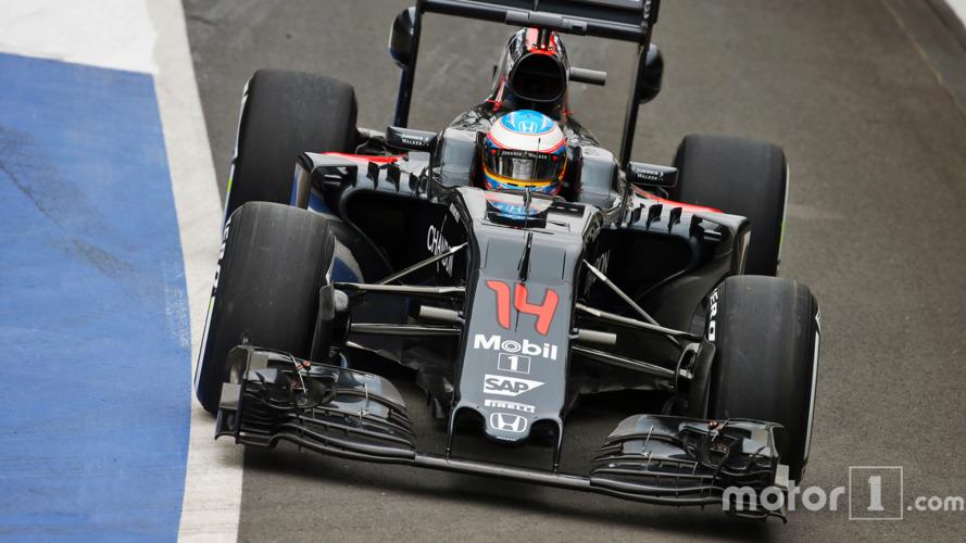 McLaren, la