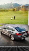 2017 BMW 3 Series GT makyaj