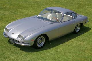 Lamborghini 350 GT: The Birth of a Ferrari Rival