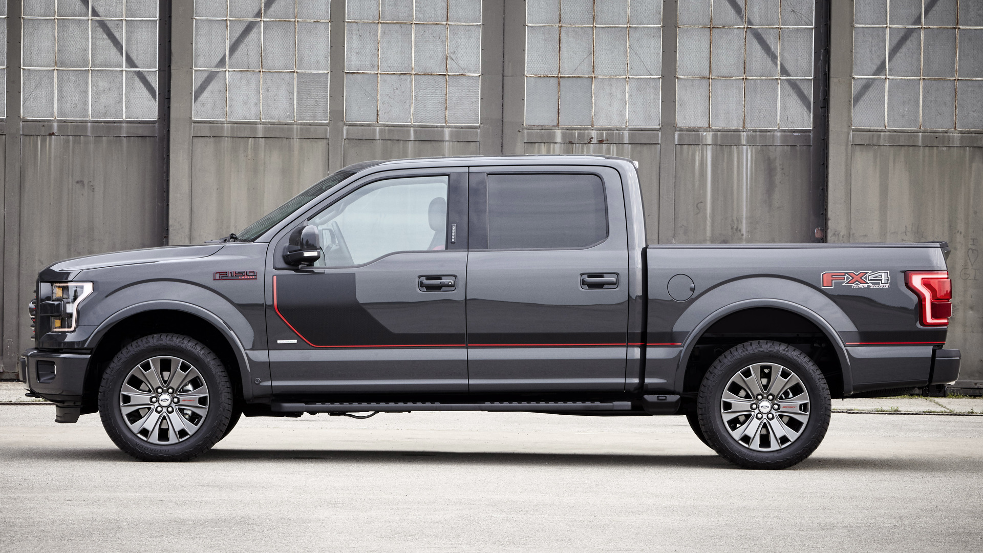 ford sells one millionth f 150 ecoboost. Black Bedroom Furniture Sets. Home Design Ideas