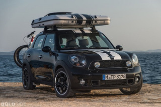 Mini Planning an SUV Countryman Replacement
