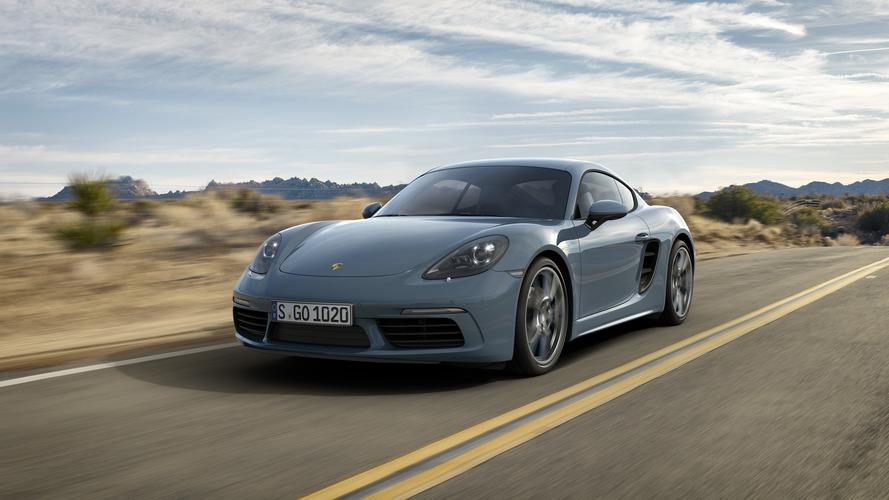 Porsche, Cayman ve Boxster'ın güçlerini Çin pazarı için düşürüyor