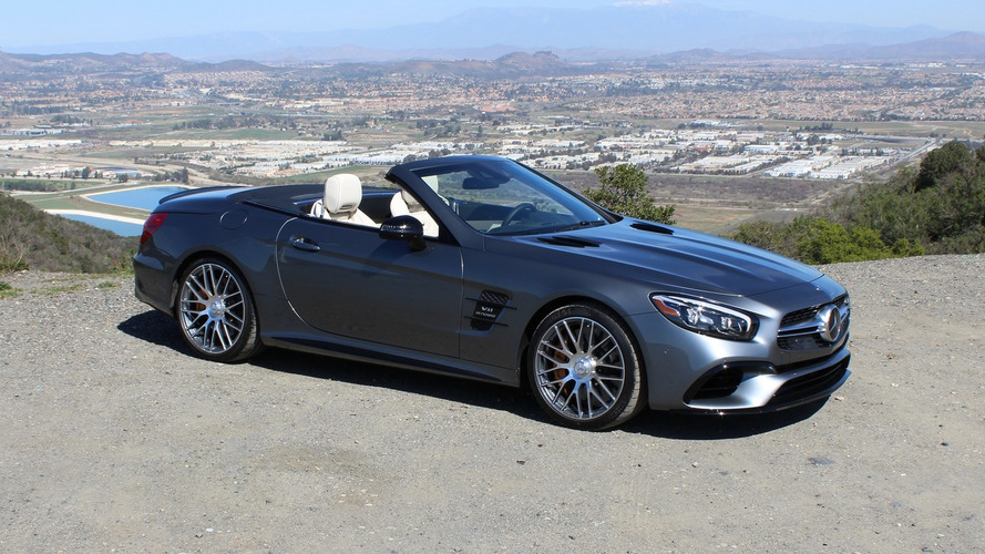 2019 Mercedes SL will reportedly use AMG GT platform