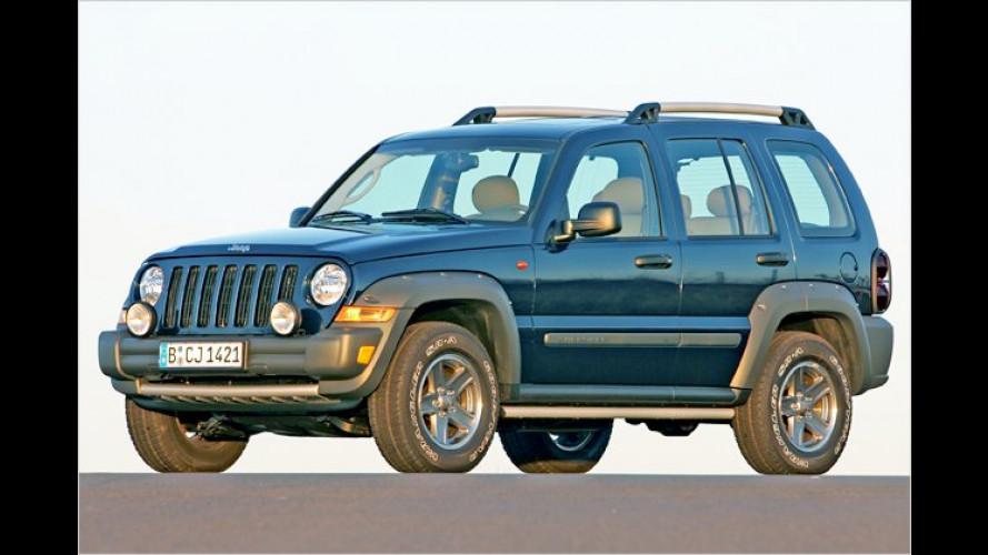 Jeep Cherokee: Sondermodell mit dickem Preisvorteil
