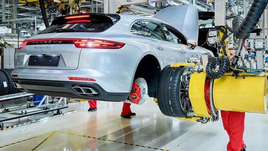 Salvem as peruas! Porsche Panamera Sport Turismo começa a ser produzida