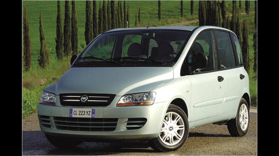 Multipla Emotion als neues Spitzenmodell des Kompaktvans