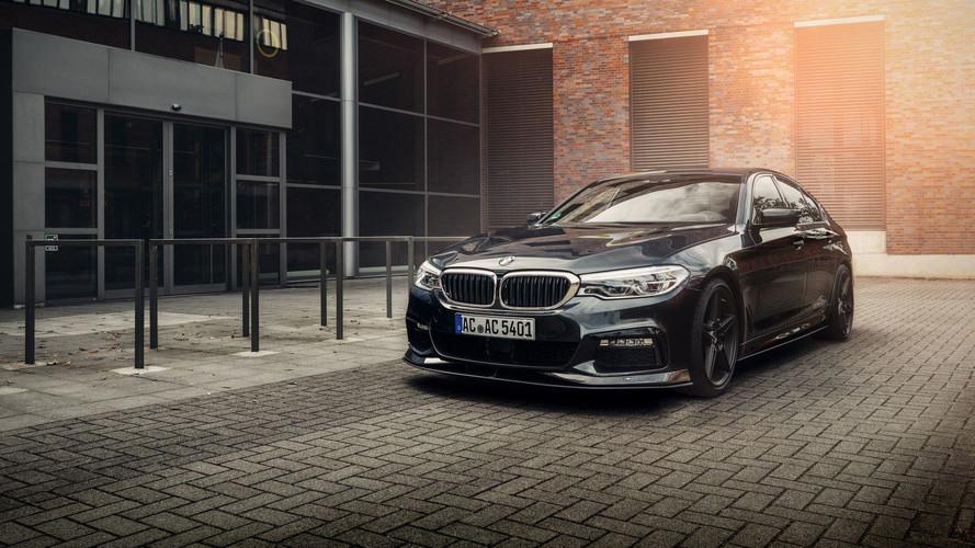 AC Schnitzer añade picante al BMW Serie 5 2017