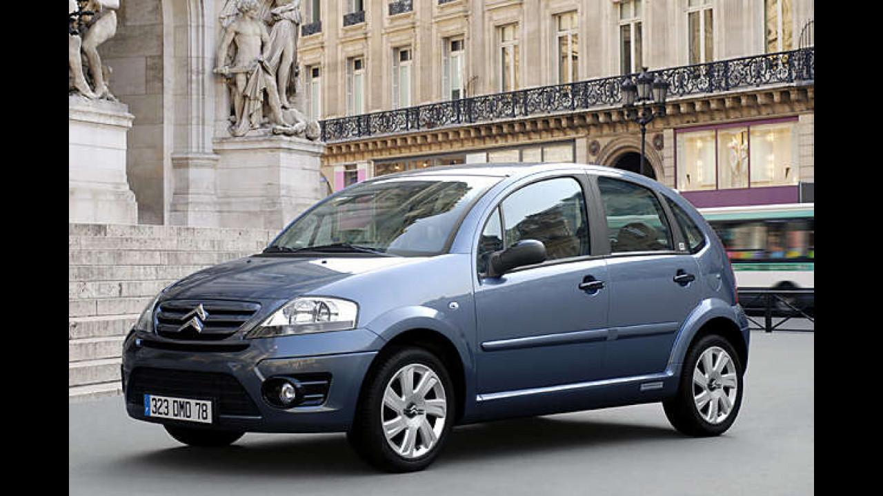 Citroën C2 und C3 Sport Chic