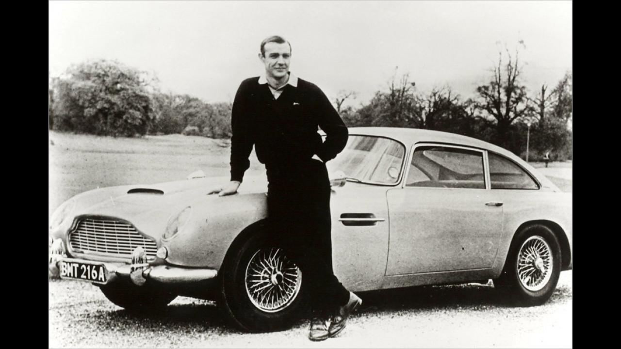 Goldfinger (1964): Aston Martin DB5