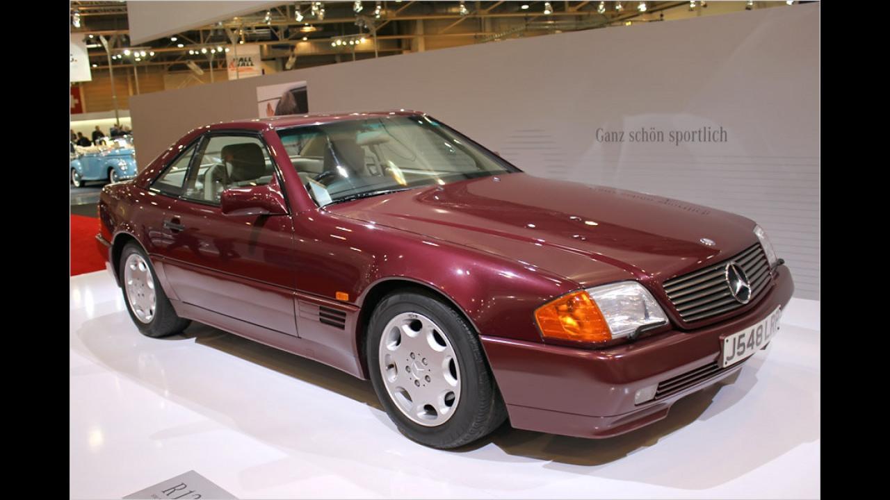 Mercedes 500 SL von Lady Diana