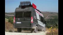 Kastenwagen für Abenteuerlustige