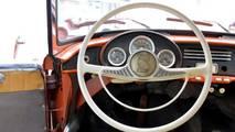 1959 Skoda 450 direksiyon simidi