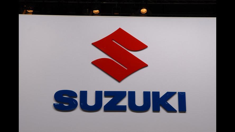 Suzuki al Salone di Francoforte 2009