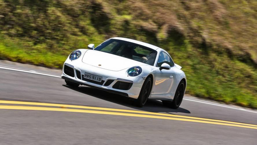 Esportivos – Porsche absoluta em novembro