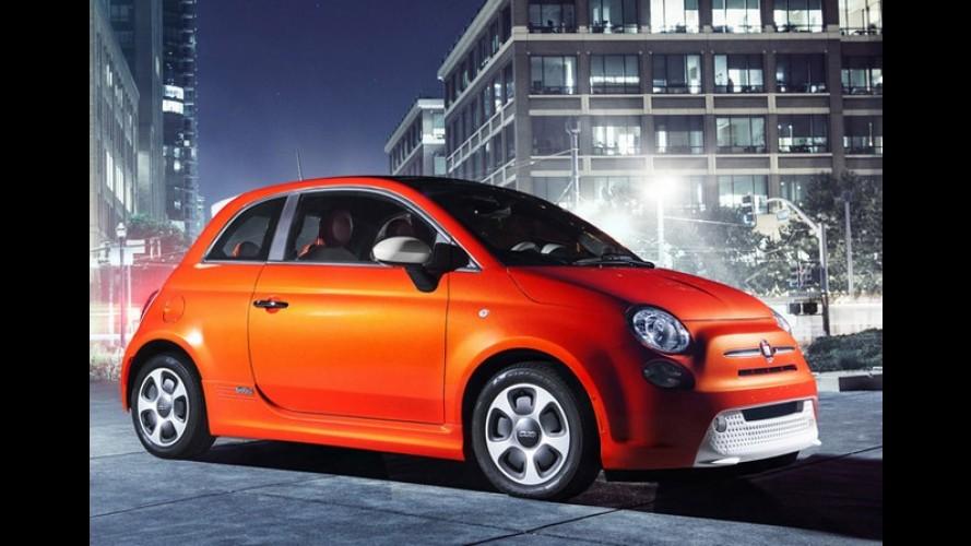 Fiat não venderá versão elétrica do 500 na Europa