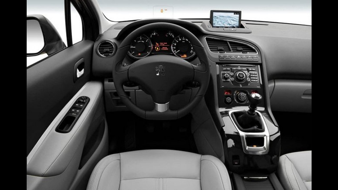 Peugeot 5008 é lançado na Argentina