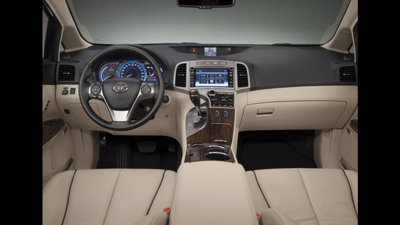 Toyota Venza 2013 é lançado nos Estados Unidos - Preços começam em US$ 28,510