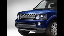 Land Rover apresenta Discovery reestilizada antes de Frankfurt