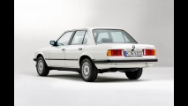 BMW Série 3 completa 40 anos em excelente forma - vídeo e fotos