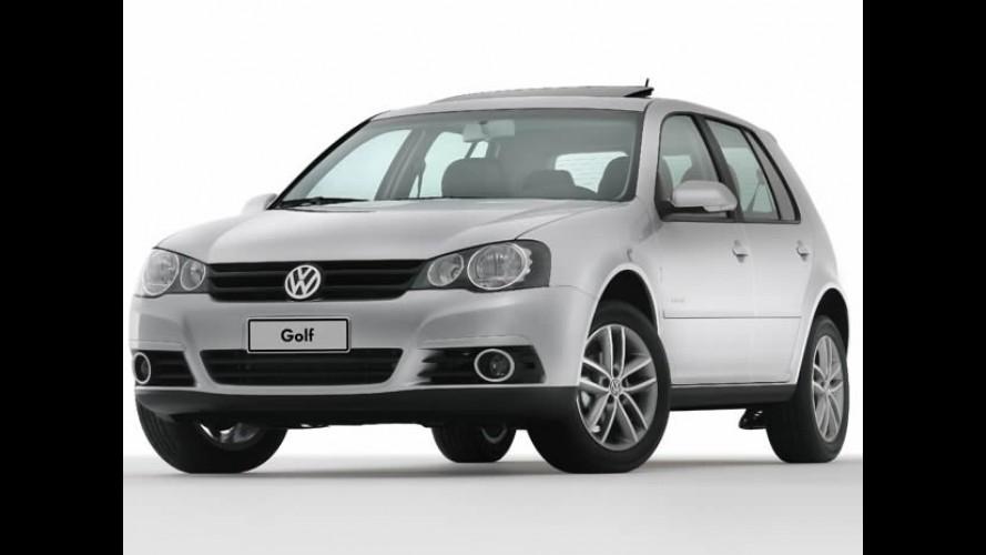 VW lança série Golf Limited Edition com motor 1.6 por R$ 58.585