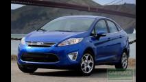 Ford inicia venda do Novo Fiesta no México com preço inicial de R$ 25.852