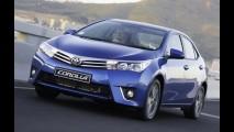 Mercado: Brasil cai para 5ª lugar nas vendas globais; Toyota lidera entre marcas